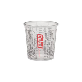 COLAD MIXING CUPS 350ML [SLEEVE 50]