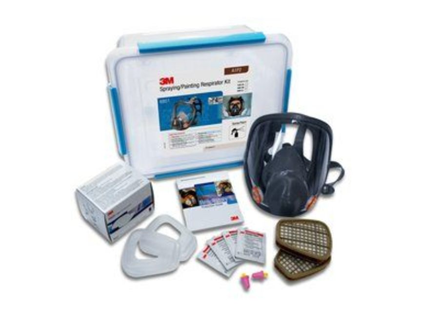 3M™ Spraying/Painting Respirator Kit 6851