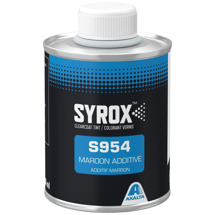 S954 SYROX MAROON ADDITIVE 0.1L